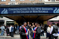College of New Rochelle Graduation Ceremony (Tues May 24, 2016)