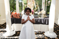 Camille's 1st Holy Communion (Sat May 31, 2014)