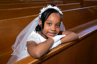 Amy's 1st Holy Communion (Sat May 2, 2015)